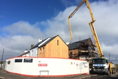Apartment Development, Bushmills, Co. Antrim - PG Contracts